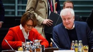"""""""Meilenstein der deutschen Migrationspolitik"""""""