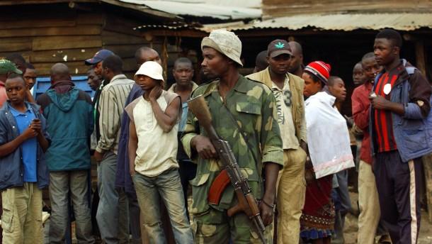 UN stellen M23-Rebellen Ultimatum