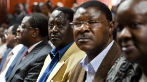 Sohn von Oppositionsführer Odinga tot aufgefunden