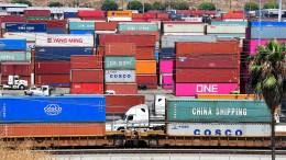 Amerika und China setzen neue Strafzölle in Kraft