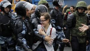 """""""Die Mehrheit unterstützt nach wie vor das Regime"""""""