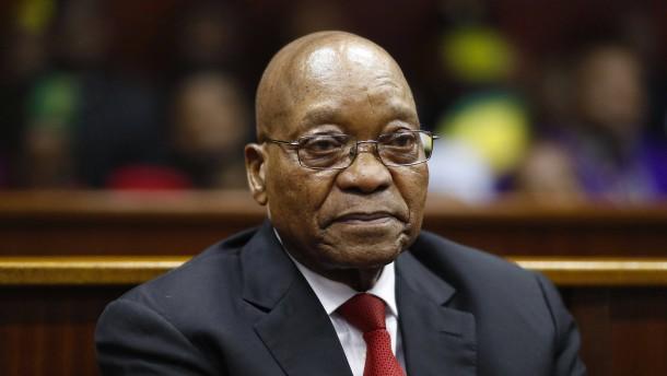 """""""Frau Zuma Nummer 7"""""""