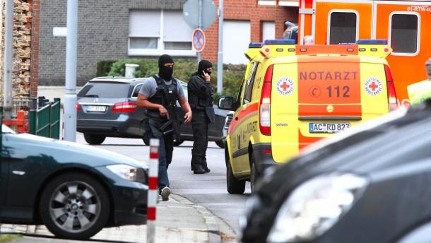 Polizei in NRW lässt Verdächtige wieder frei