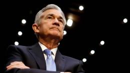 Senat bestätigt neuen Fed-Vorsitzenden