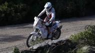 Der Motorradfahrer Michal Hernik wurde 39 Jahre alt