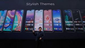 Huawei trotzt dem Handelsstreit und verkauft 20 Prozent mehr
