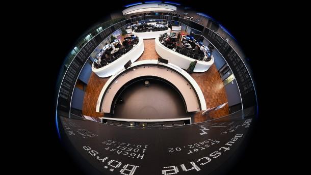 Wie lange dauert die Erholung des Dax vom Aktienjahr 2018?
