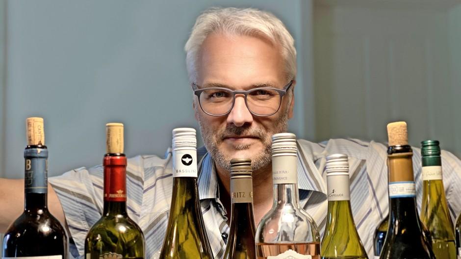 Weinprobe mit Discounter-Weinen von Stephan Reinhardt