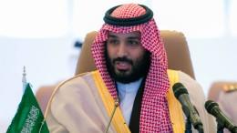 Saudi-Arabien nimmt elf Prinzen fest