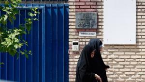 Großbritannien eröffnet seine Botschaft in Iran wieder