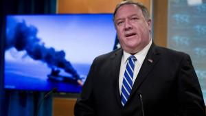 """""""Die Islamische Republik Iran ist verantwortlich"""""""