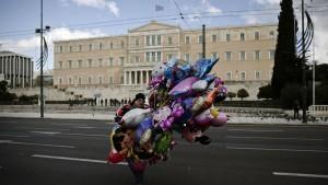 """Kanzleramt bereitet sich auf möglichen """"Grexit"""" vor"""