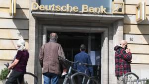 Deutsche Bank schließt jede fünfte Filiale