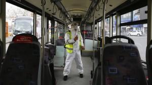 Türkei riegelt 31 Städte ab und erlässt Maskenpflicht