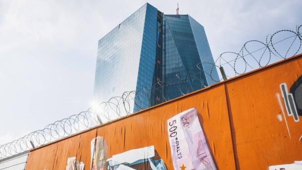 Die EZB als Gefangene ihrer Politik