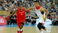 Basketballern gelingt der Pflichtsieg