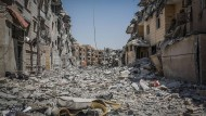 Noch rund 2000 IS-Kämpfer in Rakka eingeschlossen