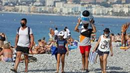 Einreisende aus Frankreich müssen wieder in Quarantäne