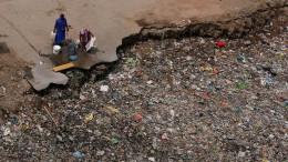 Indiens Kampf gegen den Müll