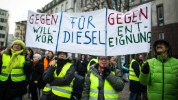 Brüssel weist Scheuers Grenzwert-Kritik zurück
