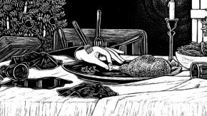 Comic / Schmythologie / Endokannibalismus