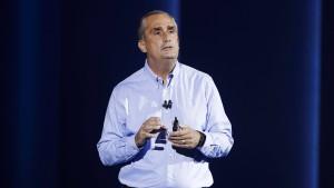 Intel-Chef stürzt über Mitarbeiter-Beziehung