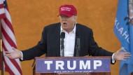 Donald Trump und sein phantastischer Steuerplan