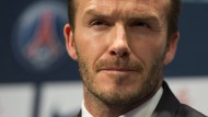 Lauschangriff auf David Beckham
