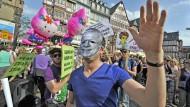 Karlsruhe erlaubt Heidenspaß an Karfreitag