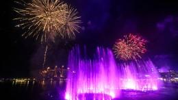 Dubai hat nun auch den größten Springbrunnen der Welt