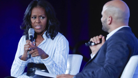 Michelle Obama kritisiert Trump-Regierung