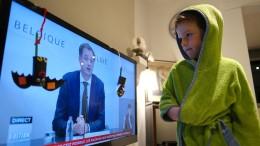 Belgien scheut den Lockdown