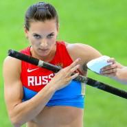 Deftige Aussage: Jelena Issinbajewa wirft Deutschland und Amerika systematisches Doping vor.