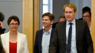 Günther neuer Ministerpräsident von Schleswig-Holstein