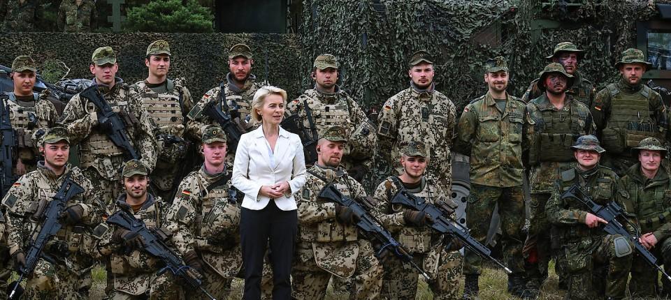 Bundeswehreinsatz Litauen
