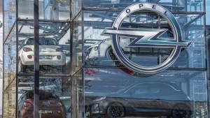 Opel verschafft PSA Rekordabsatz