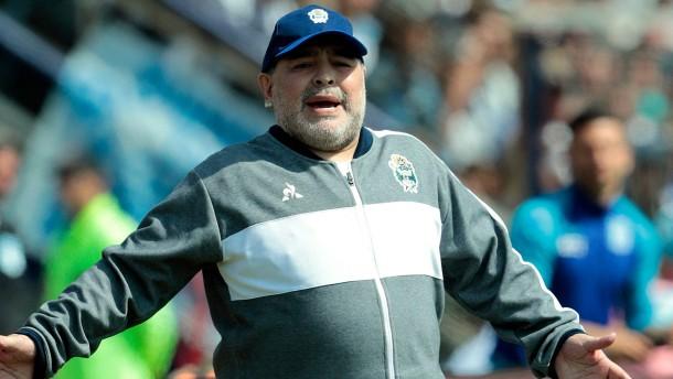 Dolce&Gabbana muss Strafe an Maradona zahlen