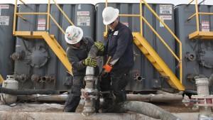 Ölpreis fällt auf tiefsten Stand seit 2003