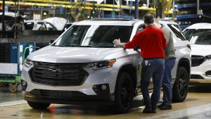 GM und Ford stoppen Produktion
