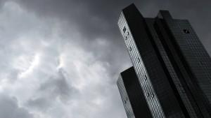 Wie schlecht ist die Deutsche Bank?