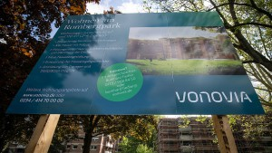 Wohnungskonzern Vonovia profitiert von steigenden Mieten