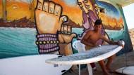 Alis Traum von der ersten Surfschule in Syrien