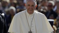 Papst Franziskus im September in Vatikanstadt