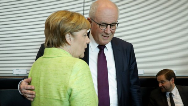 Merkel gibt Abstimmung über Ehe für alle in Unionsfraktion frei