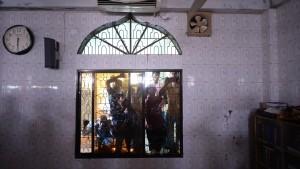 16 Tote nach Explosion in Moschee