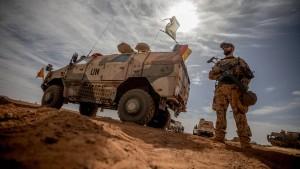 Militärausgaben steigen trotz Pandemie auf neuen Höchststand