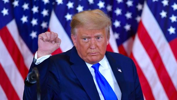 Trump versorgt Loyalisten mit Pentagonposten