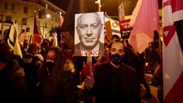 Festnahmen und Verletzte bei Protesten in Israel