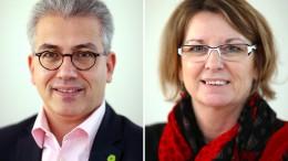 Hinz und Al-Wazir sollen Grüne in Landtagswahlkampf führen