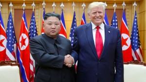 Neue Atomgespräche Nordkoreas mit den Vereinigten Staaten